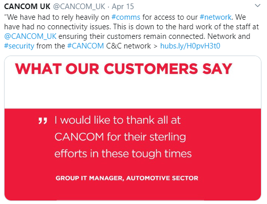 CANCOM Networking and Communications