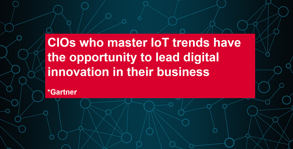 IoT in the Enterprise quote