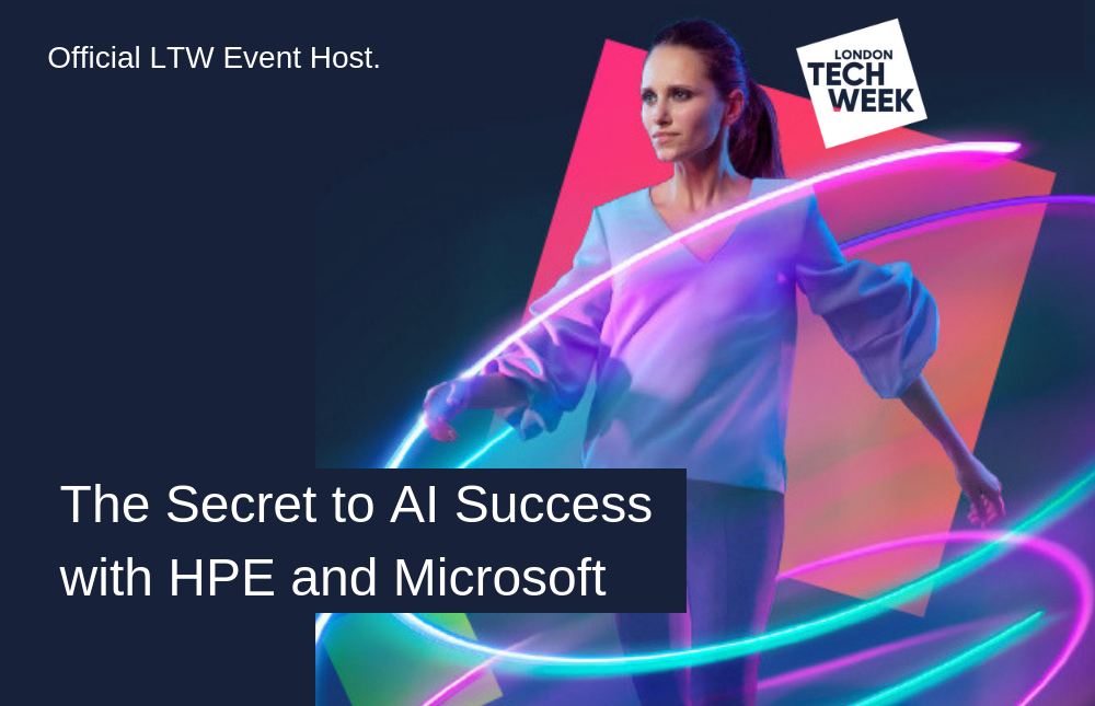 The Secret to AI Success with HPE and Microsoft